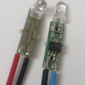 LED Mini Ansteuerung mit LED